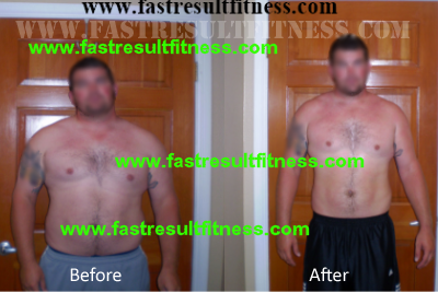 Results with an Irvine Personal Trainer